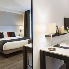Отель Citadines Montmartre Paris комната для гостей фото 5