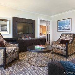 Отель The Fairmont Waterfront Канада, Ванкувер - отзывы, цены и фото номеров - забронировать отель The Fairmont Waterfront онлайн комната для гостей фото 3