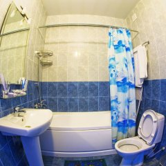 Гостиница Бригантина ванная фото 2