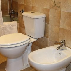 Отель Hostal Restaurante Carabanchel ванная