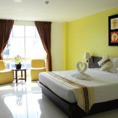 Отель Twin Hotel Таиланд, Пхукет - отзывы, цены и фото номеров - забронировать отель Twin Hotel онлайн комната для гостей