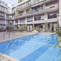 Апартаменты Putxet Apartments бассейн