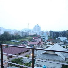 Sri Boutique Hotel балкон