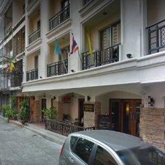 Отель Syama Sukhumvit 20 Бангкок парковка