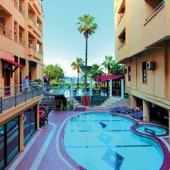 Отель Dragos Beach Кемер детские мероприятия
