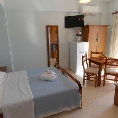 Отель Vila Mihasi Албания, Ксамил - отзывы, цены и фото номеров - забронировать отель Vila Mihasi онлайн комната для гостей фото 4