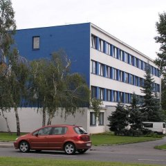 Hostel Modra парковка