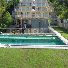 Отель Villa Eden Болгария, Генерал-Кантраджиево - отзывы, цены и фото номеров - забронировать отель Villa Eden онлайн бассейн