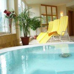 Отель Gasthof zur Sonne Стельвио бассейн