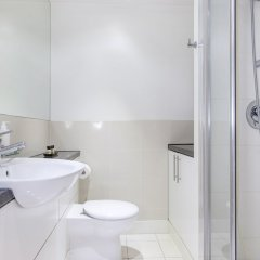 Апартаменты Club Living - Camden Town Apartments ванная фото 2