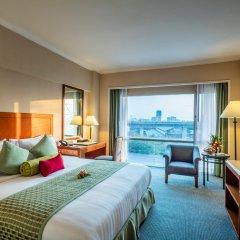 Bangkok Palace Hotel комната для гостей