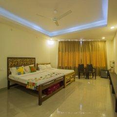 Отель OYO 11875 Home Exotic Stay Siolim Гоа комната для гостей фото 2