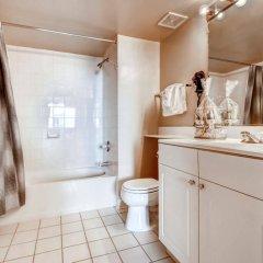 Отель Bluebird Suites near Bethesda Metro США, Бетесда - отзывы, цены и фото номеров - забронировать отель Bluebird Suites near Bethesda Metro онлайн ванная