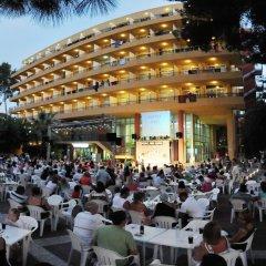 Отель Medplaya Hotel Calypso Испания, Салоу - отзывы, цены и фото номеров - забронировать отель Medplaya Hotel Calypso онлайн развлечения
