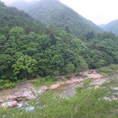 Отель Hananoyado Matsuya Никко приотельная территория