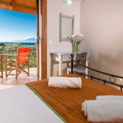 Отель Katerina Греция, Закинф - отзывы, цены и фото номеров - забронировать отель Katerina онлайн балкон