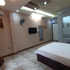 Отель OYO 833 Hoang Gia Motel Ханой комната для гостей фото 3