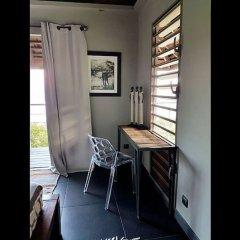 Отель Villa Manatea - Moorea Французская Полинезия, Папеэте - отзывы, цены и фото номеров - забронировать отель Villa Manatea - Moorea онлайн балкон