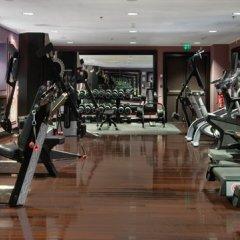 Отель Hilton Evian-les-Bains фитнесс-зал фото 4