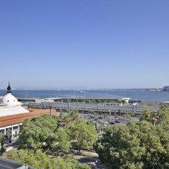 Апартаменты Lisbon Five Stars Apartments 8 Building балкон