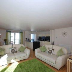 Отель Glasgow City Flats комната для гостей фото 4