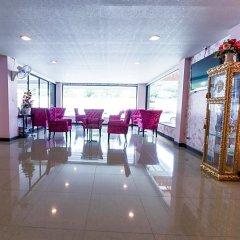Отель Grandprapa Place Таиланд, Бангкок - отзывы, цены и фото номеров - забронировать отель Grandprapa Place онлайн интерьер отеля фото 3