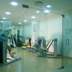 Отель Holiday Inn Madrid - Calle Alcala фитнесс-зал фото 3
