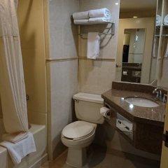 Отель Araiza Hermosillo Мексика, Эрмосильо - отзывы, цены и фото номеров - забронировать отель Araiza Hermosillo онлайн ванная фото 2
