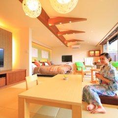 Отель Asagirinomieru Yado Yufuin Hanayoshi Хидзи детские мероприятия фото 2