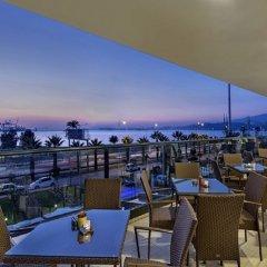 Hilton Garden Inn Izmir Bayrakli Турция, Измир - отзывы, цены и фото номеров - забронировать отель Hilton Garden Inn Izmir Bayrakli онлайн бассейн