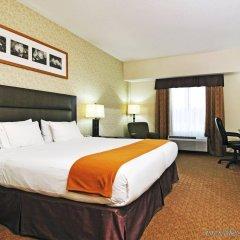 Отель Holiday Inn Express Hotel & Suites Ottawa Airport, an IHG Hotel Канада, Оттава - отзывы, цены и фото номеров - забронировать отель Holiday Inn Express Hotel & Suites Ottawa Airport, an IHG Hotel онлайн комната для гостей фото 3