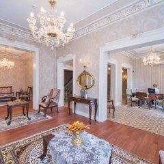 Enderun Hotel Istanbul комната для гостей