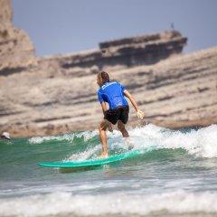 Отель Liquid SurfHouse Испания, Рибамонтан-аль-Мар - отзывы, цены и фото номеров - забронировать отель Liquid SurfHouse онлайн приотельная территория
