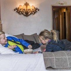 Hotel Alpen Ruitor детские мероприятия
