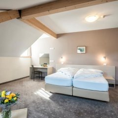 Hotel Weingarten Кальдаро-сулла-Страда-дель-Вино комната для гостей фото 4