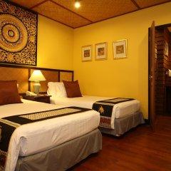 Отель Baan Krating Phuket Resort комната для гостей