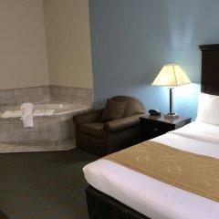 Отель Comfort Suites Tulare бассейн фото 3