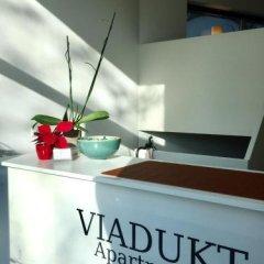 Отель Viadukt Apartments Швейцария, Цюрих - отзывы, цены и фото номеров - забронировать отель Viadukt Apartments онлайн фото 15