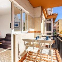 Отель Large Apartment in Prime Location in Fuengirola Ref 98 Испания, Фуэнхирола - отзывы, цены и фото номеров - забронировать отель Large Apartment in Prime Location in Fuengirola Ref 98 онлайн балкон фото 2