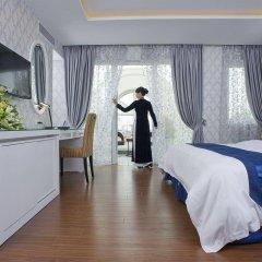 Отель Church Boutique Hotel - Hang Gai Вьетнам, Ханой - отзывы, цены и фото номеров - забронировать отель Church Boutique Hotel - Hang Gai онлайн удобства в номере фото 2
