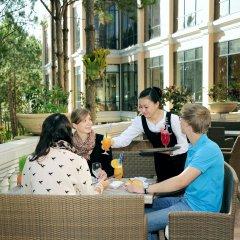 Отель Dalat Edensee Lake Resort & Spa Уорд 3 питание