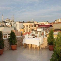Отель Istanbul City Guest House Стамбул балкон