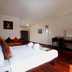 Bamboo Beach Hotel & Spa 3* Стандартный номер с различными типами кроватей фото 2