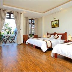 Отель Thien Tan Homestay Hoi An Вьетнам, Хойан - отзывы, цены и фото номеров - забронировать отель Thien Tan Homestay Hoi An онлайн комната для гостей фото 4