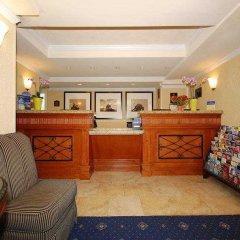 Отель Red Lion Hotel Arlington Rosslyn Iwo Jima США, Арлингтон - отзывы, цены и фото номеров - забронировать отель Red Lion Hotel Arlington Rosslyn Iwo Jima онлайн интерьер отеля фото 2