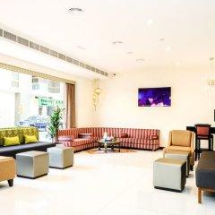 Апартаменты Savoy Crest Apartments Дубай интерьер отеля фото 3