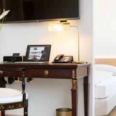 Отель Derag Livinghotel De Medici Германия, Дюссельдорф - 1 отзыв об отеле, цены и фото номеров - забронировать отель Derag Livinghotel De Medici онлайн удобства в номере фото 2