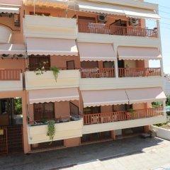 Отель Studios Ioanna Греция, Ситония - отзывы, цены и фото номеров - забронировать отель Studios Ioanna онлайн вид на фасад