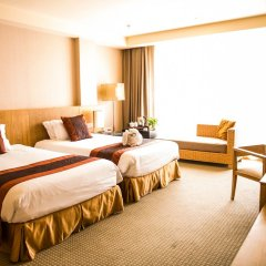 Отель Paradise Xiamen Hotel Китай, Сямынь - отзывы, цены и фото номеров - забронировать отель Paradise Xiamen Hotel онлайн комната для гостей фото 4