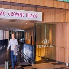Отель Crowne Plaza Changi Airport развлечения
